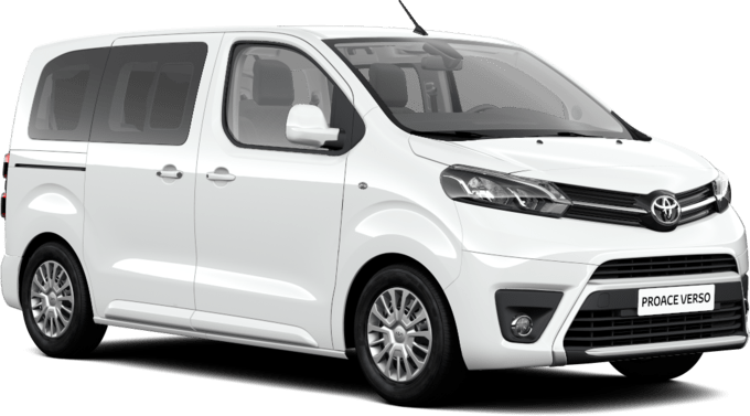 Toyota Proace Verso - Shuttle - Personentransporter Compact, 5-türig