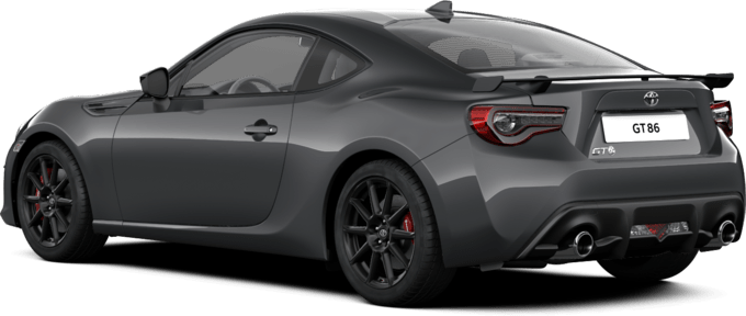 Toyota GT86 - Black Touch Edition - Coupé 2 portes