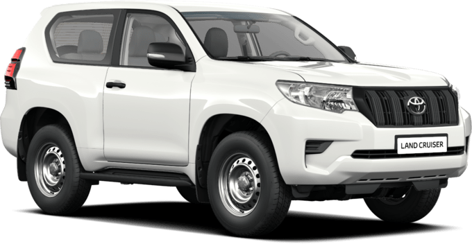 Toyota Land Cruiser - Active - SUV