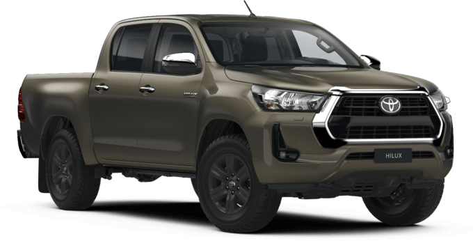 Toyota Hilux - Style - Double Cabine