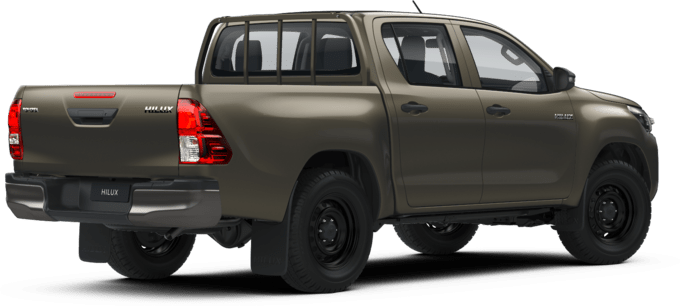Toyota Hilux - Comfort - Double Cabine