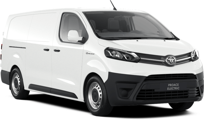 Toyota Proace Electric - Active - Long, 2 Schiebetüren