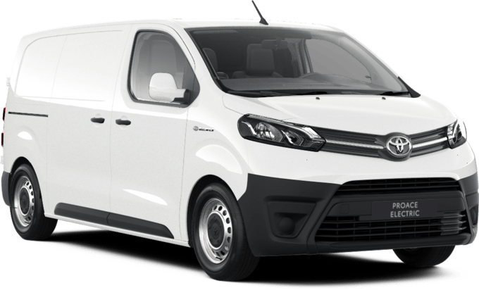 Toyota Proace Electric - Active - Medium, 2 Schiebetüren