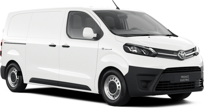 Toyota Proace EV - Active - Medium, 2 portes coulissantes