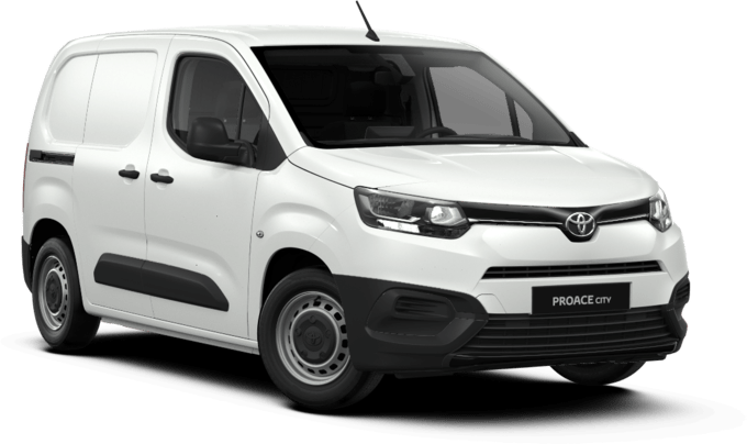 Toyota PROACE CITY - Profi - Empattement court, 2 portes coulissante