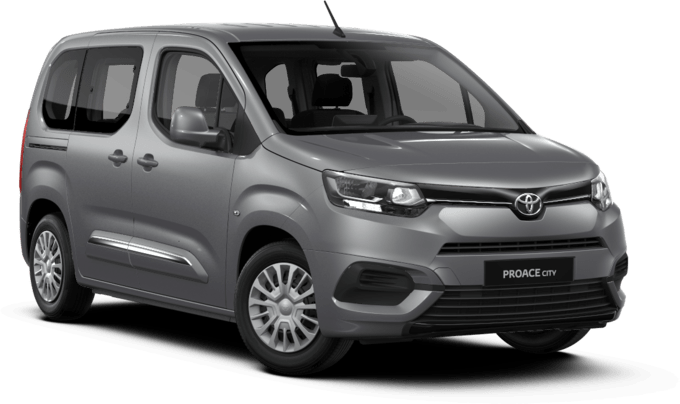 Toyota PROACE CITY VERSO - Shuttle - Empattement court