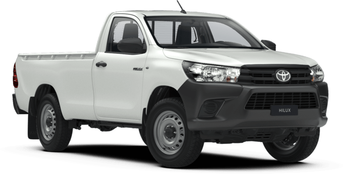 Toyota Hilux - Active - Simple Cabine