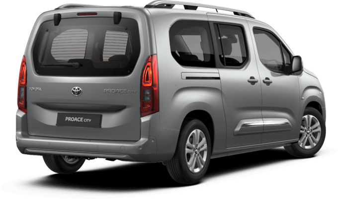 Toyota Proace City Verso - Trend - Langer Radstand