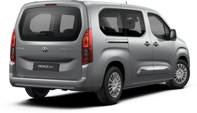 Toyota PROACE CITY VERSO - Shuttle - Empattement long