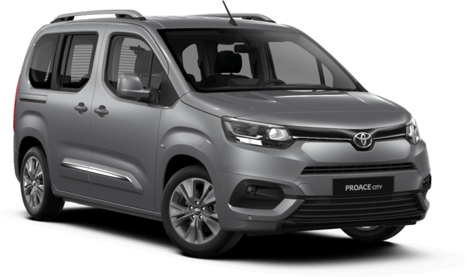 Toyota PROACE CITY VERSO - Style - Empattement court