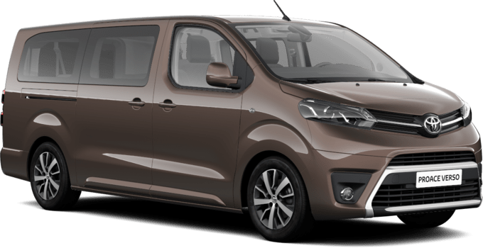 Toyota Proace Verso - Family - Personentransporter Long, 5-türig