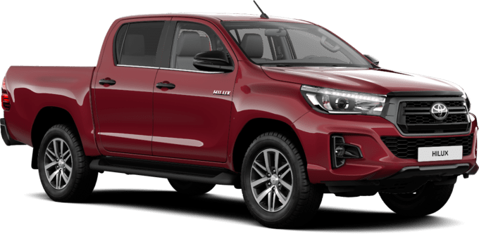 Toyota Hilux - Invincible 4WD - Double Cab