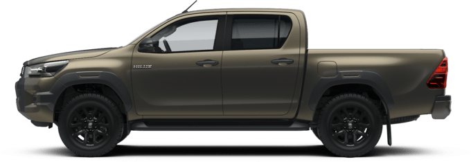 Toyota Hilux - Invincible - Double Cabine