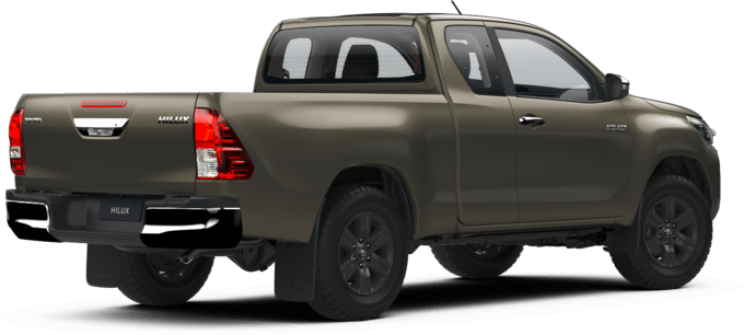 Toyota Hilux - Style - Extra Cab