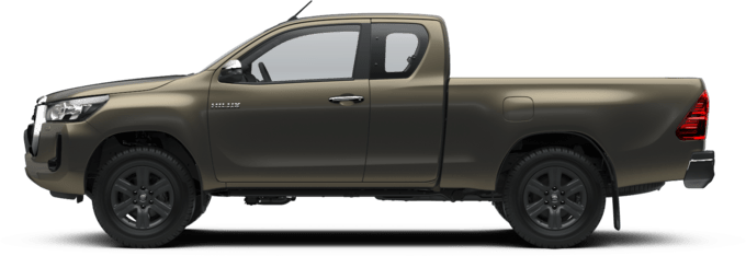 Toyota Hilux - Style - Extra cabine