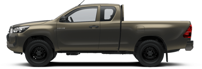 Toyota Hilux - Comfort - Extra cabine