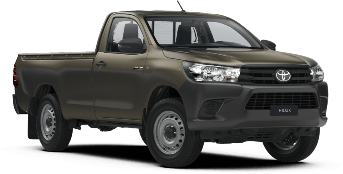 Toyota Hilux - Comfort - Single Cab
