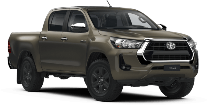 Toyota Hilux - Style - Double Cab