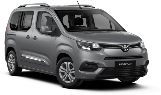 Toyota PROACE CITY VERSO - Trend - Empattement court