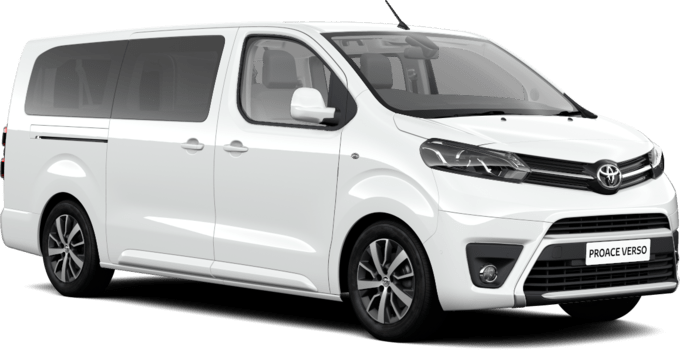 Toyota Proace Verso - VIP - Long wheel base Passenger 5 doors