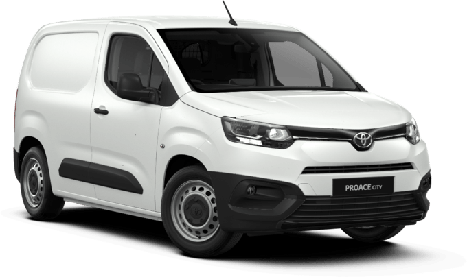 Toyota PROACE CITY - Comfort - SWB Panel Van 4 Doors