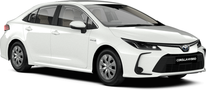 Toyota Corolla Sedan - Hybrid Live - Sedan 4 Doors