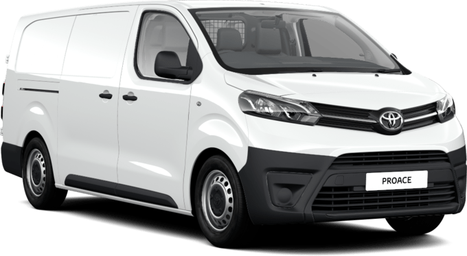 Toyota Proace - Comfort - Long Panel Van 5 doors