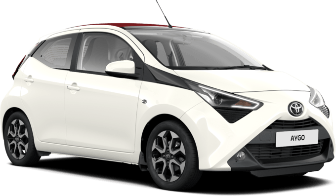 Toyota Aygo - x-wave - Hatchback 5 Doors