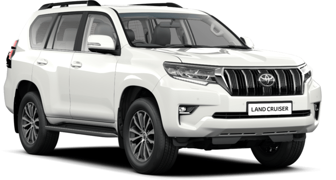 Toyota Land Cruiser (150 SERIES) - VX - MPV 5 Doors (LWB)