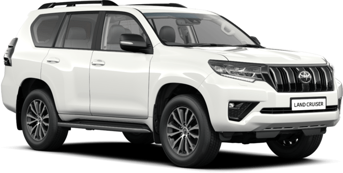 Toyota Land Cruiser (150 SERIES) - VX-L - MPV 5 Doors (LWB)