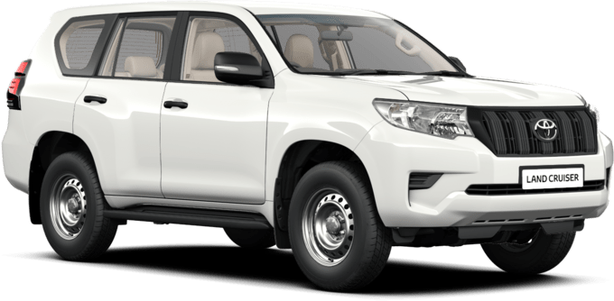 Toyota Land Cruiser (150 SERIES) - TX - MPV 5 Doors (LWB)
