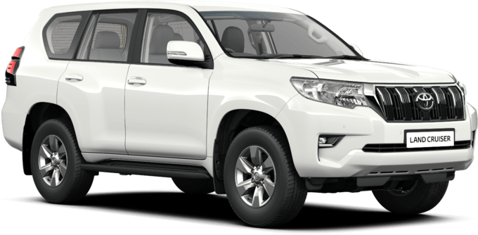 Toyota Land Cruiser (150 SERIES) - TX-L - MPV 5 Doors (LWB)