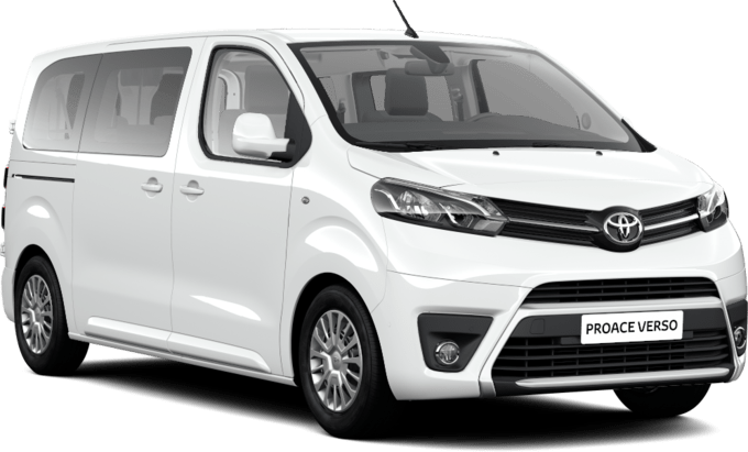 Toyota Proace Verso - Shuttle Business Short - L1 5D