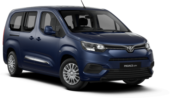 Toyota PROACE CITY Verso - Shuttle - 5dveřový long