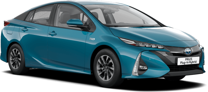 Toyota Prius Plug-in - Executive - 5-Türer