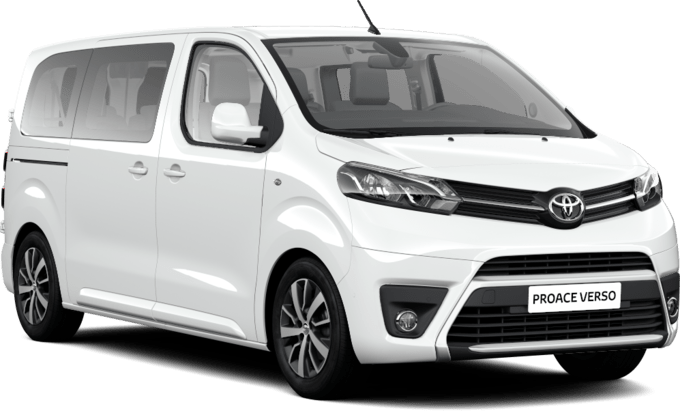 Toyota PROACE VERSO - Shuttle Comfort 9-Sitzer - L1 4-türig