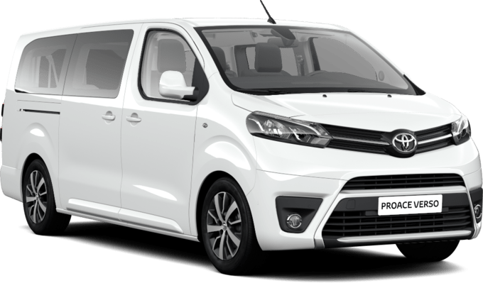 Toyota PROACE VERSO - Shuttle Comfort 9-Sitzer - L2 5-türig