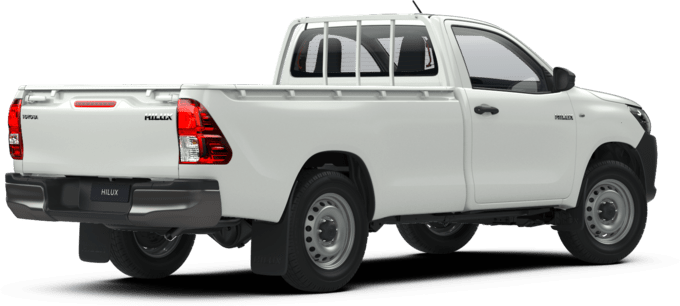 Toyota Hilux - Duty - Single Cab