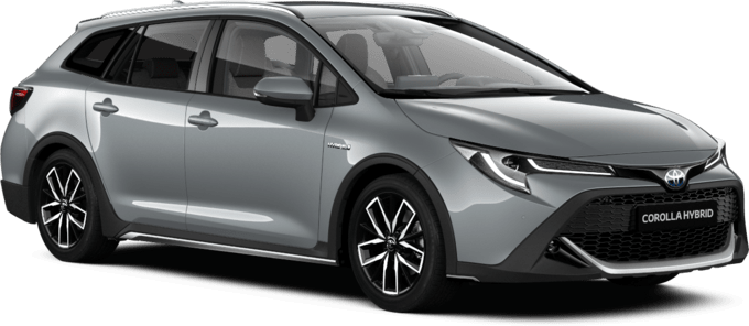 Toyota Corolla Touring Sports - Trek - Touring Sports