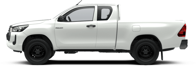 Toyota Hilux - Duty - Extra Cab