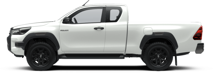 Toyota Hilux - Invincible - Extra Cab
