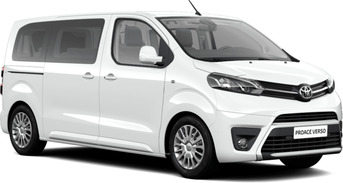 Toyota PROACE VERSO - FAMILY - Medium 5-dørs