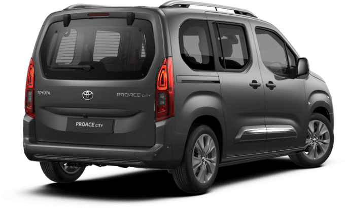 Toyota Proace City Verso - Business - Compact, 5 дверей