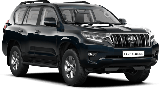 Toyota Land Cruiser - Luxury - 5-дверный SUV (7 мест)