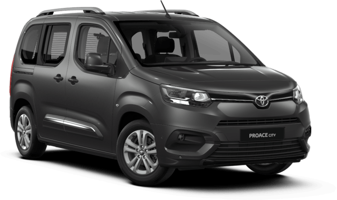 Toyota Proace City Verso - Family - Compact, 5 ust