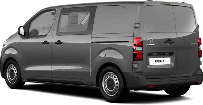 Toyota Proace - Professional Plus - Medium Crew Cab, 5 ust