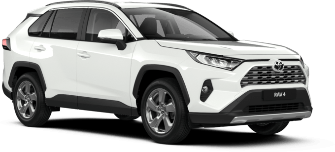Toyota RAV4 - Luxury Plus - Linnamaastur