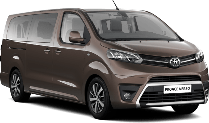 Toyota Proace Verso - Family - Long, 5 ust