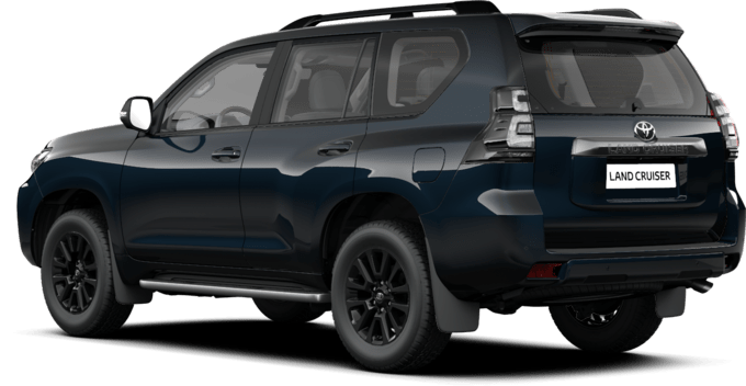Toyota Land Cruiser - Black Edition - 5-дверный SUV