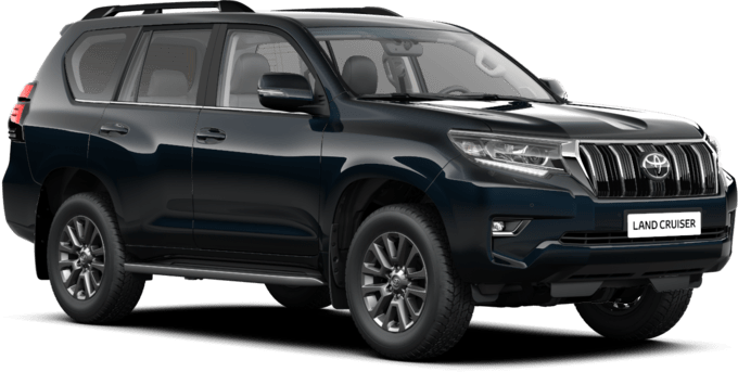Toyota Land Cruiser - Executive - 5-дверный SUV